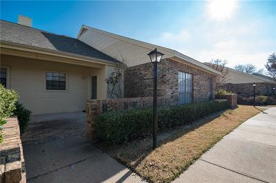 Plano Condo Active Option Contract: 2000 Huntington Drive #151