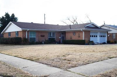 Irving Single Family Home For Sale: 3202 McCollum Street