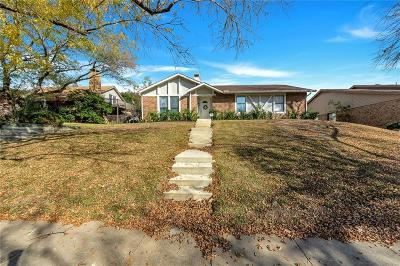 Denton County Single Family Home For Sale: 3714 Fairfield Drive