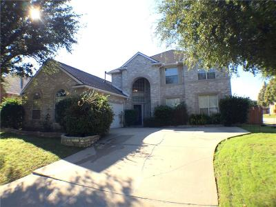 Flower Mound Residential Lease For Lease: 1825 Meadow Ridge Drive