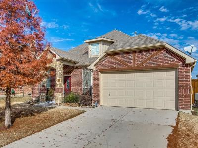 Little Elm Single Family Home For Sale: 2025 Sundown Drive