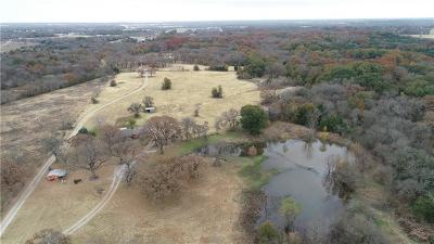 Angus, Barry, Blooming Grove, Chatfield, Corsicana, Dawson, Emhouse, Eureka, Frost, Hubbard, Kerens, Mildred, Navarro, No City, Powell, Purdon, Rice, Richland, Streetman, Wortham Farm & Ranch For Sale: 4675 S Fm 709 S