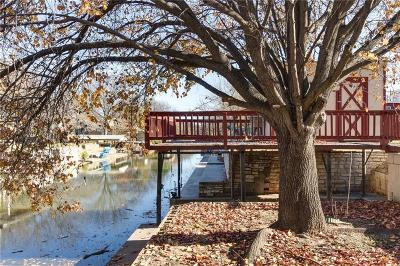 Granbury Single Family Home Active Option Contract: 3617 Greenbrook Street