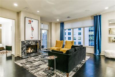 Dallas Condo For Sale: 2555 N Pearl Street #1504