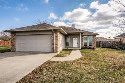 Gun Barrel City Single Family Home For Sale: 326 Backlash Drive