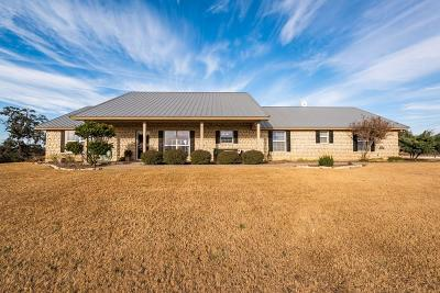 Stephenville Single Family Home For Sale: 2085 Private Road 1562