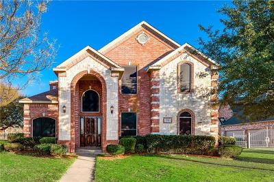 Cedar Hill Single Family Home For Sale: 1704 High Valley Lane