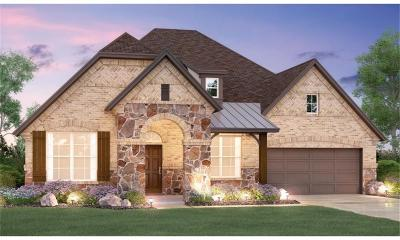 Hickory Creek Single Family Home For Sale: 104 Shadow Creek Lane