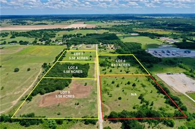 Parker County, Tarrant County, Wise County Residential Lots & Land For Sale: Lot 8 00 County Rd 3386