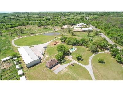 Parker County Farm & Ranch For Sale: 1701 W Fm 5