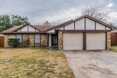 Euless Residential Lease For Lease: 2509 Westpark Way Circle