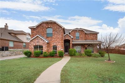 Fort Worth Single Family Home For Sale: 7261 Brekenridge Drive
