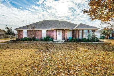 Crandall, Combine Single Family Home Active Option Contract: 202 Country View Lane