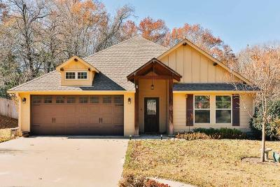 Lindale Single Family Home Active Option Contract: 328 Rita Drive