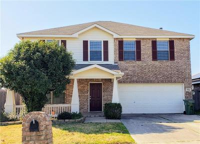 Single Family Home For Sale: 7214 Jurassic Drive