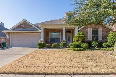 Fate Single Family Home For Sale: 553 Sawyer Drive