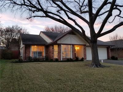 Rockwall Single Family Home For Sale: 109 Oakridge Drive