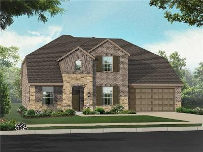 Wylie Single Family Home For Sale: 1814 Spring Valley