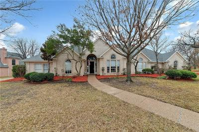 Keller Single Family Home For Sale: 1604 Village Trail