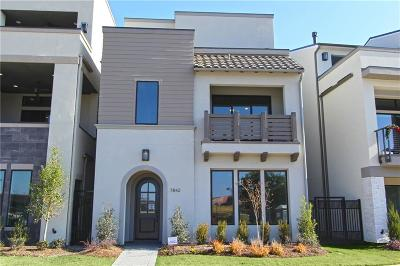 Plano  Residential Lease For Lease: 7842 Element Avenue