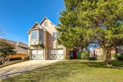 Rockwall Single Family Home For Sale: 318 Valiant Drive