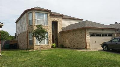 Fort Worth Single Family Home Active Option Contract: 3404 Raleigh Drive