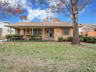 Dallas Single Family Home For Sale: 10647 Lakemere Drive