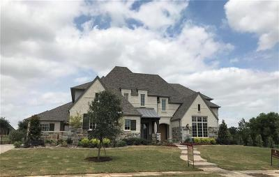 Prosper Single Family Home For Sale: 621 Whitley Place Drive