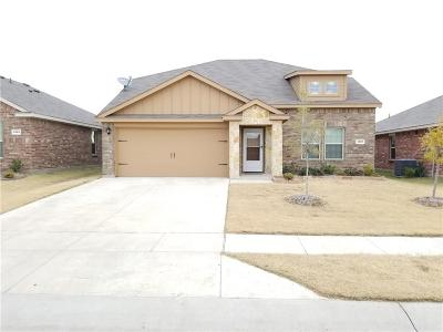 Royse City Single Family Home For Sale: 1220 Basswood Lane