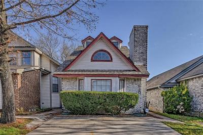 Duncanville Single Family Home Active Option Contract: 930 Fairbanks Circle