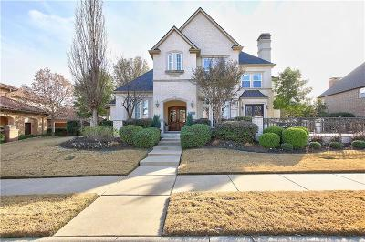 Colleyville Single Family Home For Sale: 1805 Stratton Green