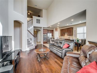 Little Elm Single Family Home For Sale: 3052 Seabrook Drive