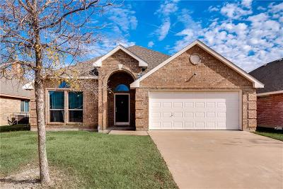 Dallas Single Family Home Active Option Contract: 3338 Shining Light Drive