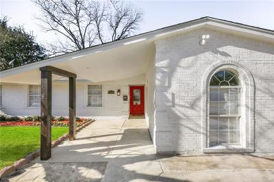 Mesquite Single Family Home For Sale: 3107 Hula Drive