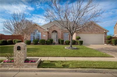 Plano Single Family Home Active Option Contract: 1121 Nickerson Lane