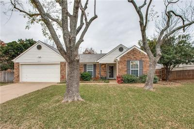 Corinth Single Family Home For Sale: 2612 Forestview Drive