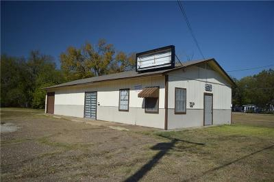 Terrell Commercial For Sale: 709 N Virginia Street