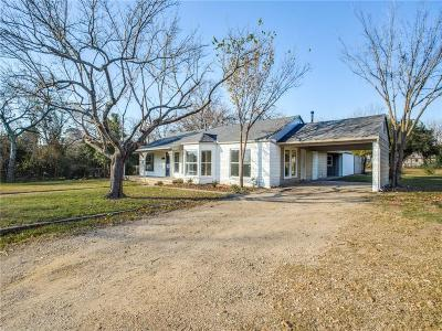 Haltom City Single Family Home Active Option Contract: 3305 Edith Lane