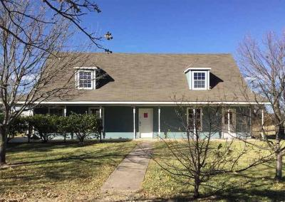 Parker County Single Family Home For Sale: 2593 Zion Hill Road