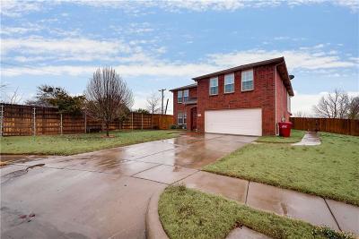 Royse City Single Family Home For Sale: 1221 Hawthorne Court