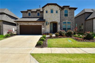 Little Elm Single Family Home For Sale: 13521 Bluebell Drive