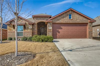 Waxahachie TX Single Family Home For Sale: $201,900