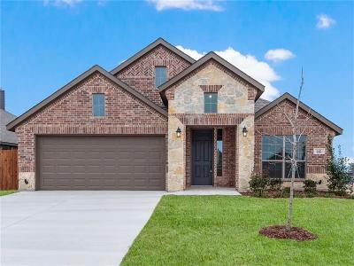Waxahachie Single Family Home For Sale: 216 Old Settlers Trail
