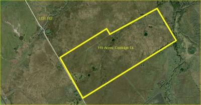 Coolidge, Mexia, Mount Calm Farm & Ranch For Sale: 00 Lcr 182