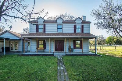 Kemp Single Family Home Active Contingent: 10532 County Road 4020