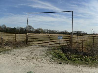 Farm & Ranch For Sale: Tbd Ncr 3160 Road
