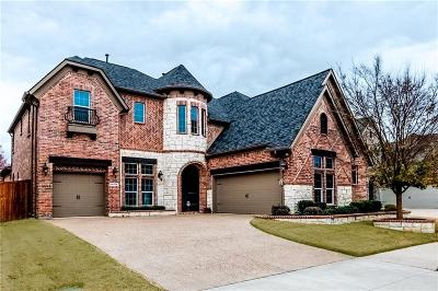 Frisco Single Family Home Active Contingent: 14274 Eastwick Court