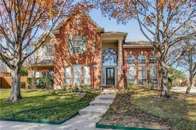 Keller Single Family Home For Sale: 1500 Heather Lane