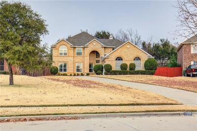 Keller Single Family Home For Sale: 1309 Cadbury Lane