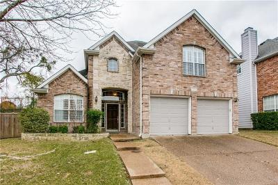 Dallas Single Family Home For Sale: 9016 Clearhurst Drive